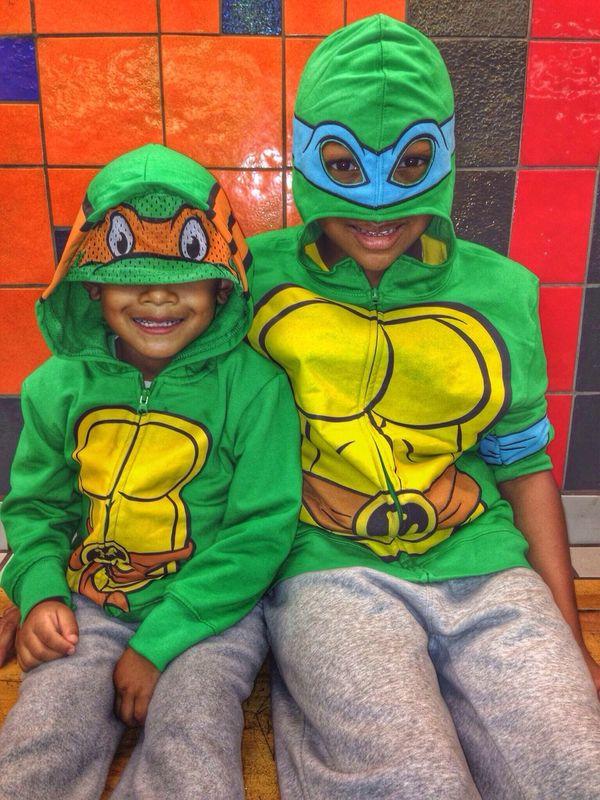 My HEROS in a Half Shell ✨❤️❤️✨ EyeEm Best Shots - HDR MyHdrWorld My Sons Streamzoofamily