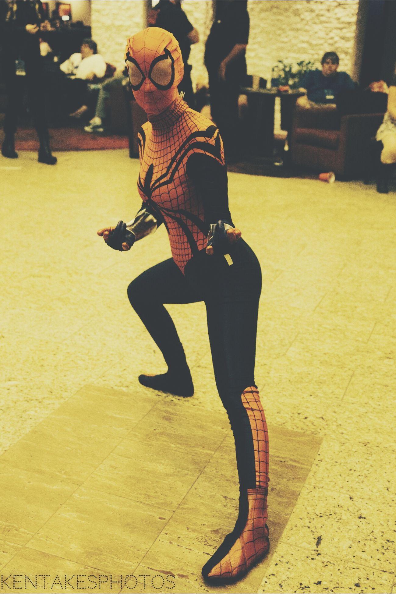 DragonCon Atlanta Spiderwoman