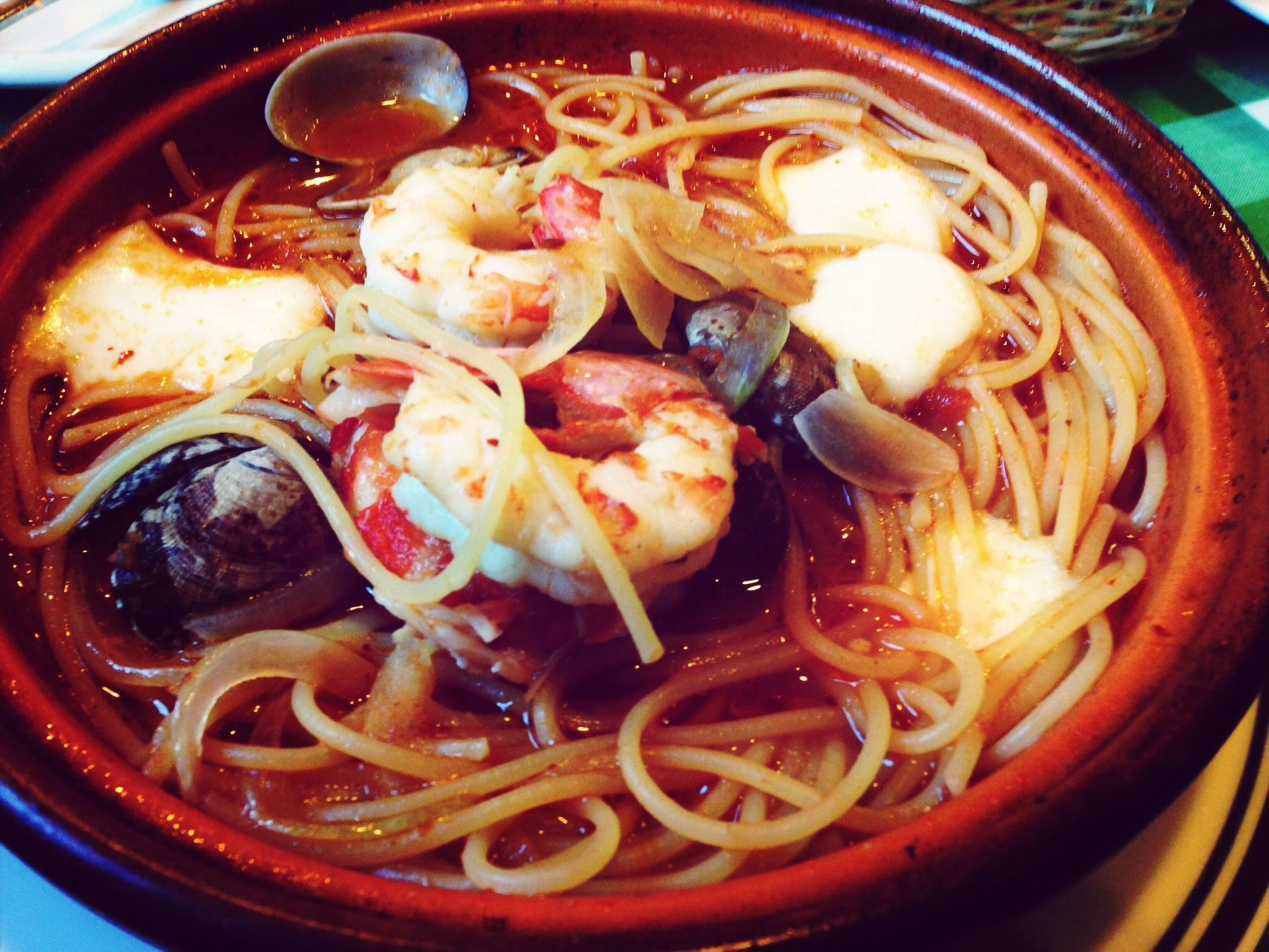 Spaghetti トムヤムクン