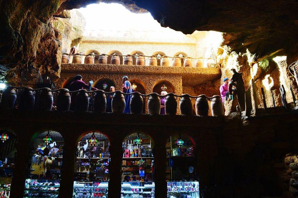 Tangier Cave Arts Grotte D'Hercule