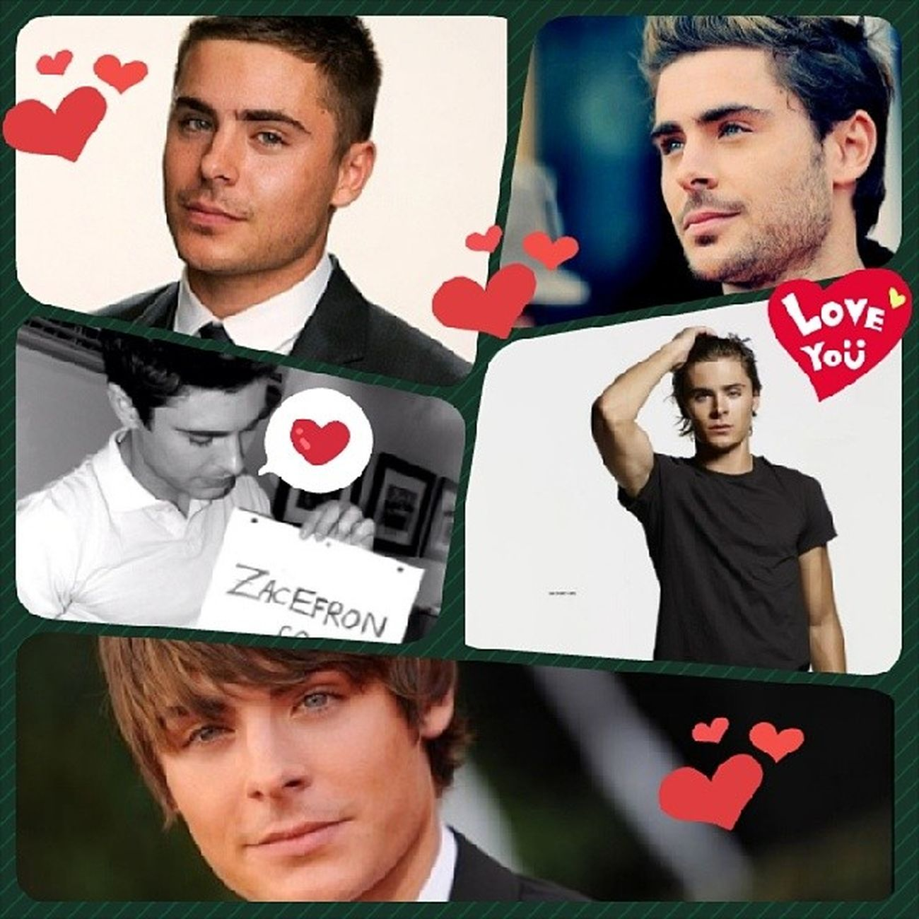 <3 enough said. *sigh* ZacEfron MyHubbyBaby