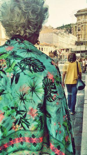 Piazza Goldoni. Trieste Urban Lifestyle Streetphotography Fashion Street Fashion People