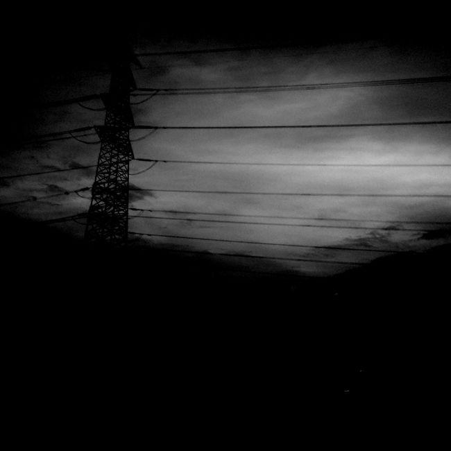 Capturando el cielo! EyeEm Best Shots EyeEm Best Shots - Black + White Monochrome Landscape_Collection Glitch