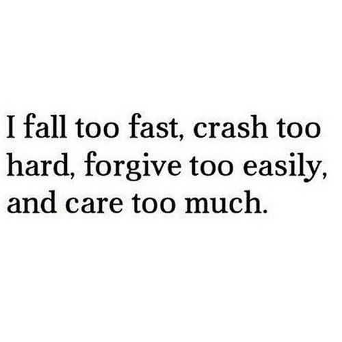 The Forgiving is good but there's a severely thin thread between Forgiveness and Acceptance smh