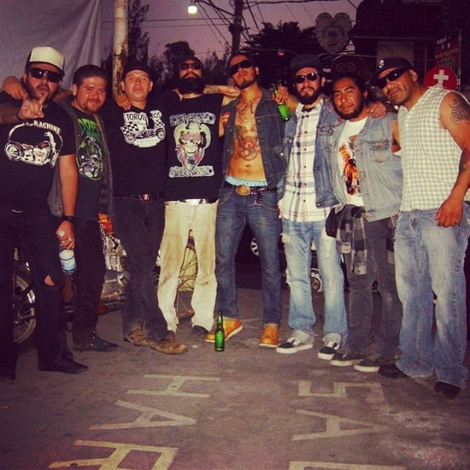 Ftw Tattoo Cfl Motorcycleclub MC Dromc Jibaros