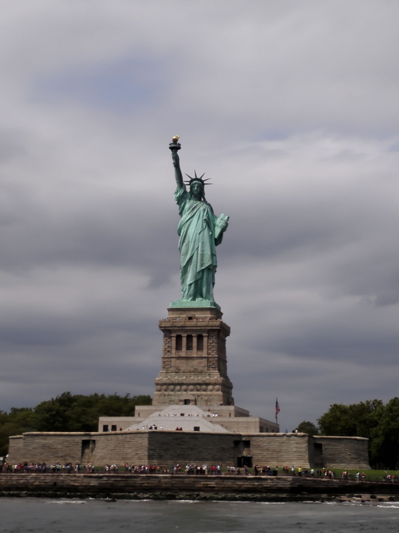 Statue Architecture Travel Destinations Monument Statue Of Liberty New-york