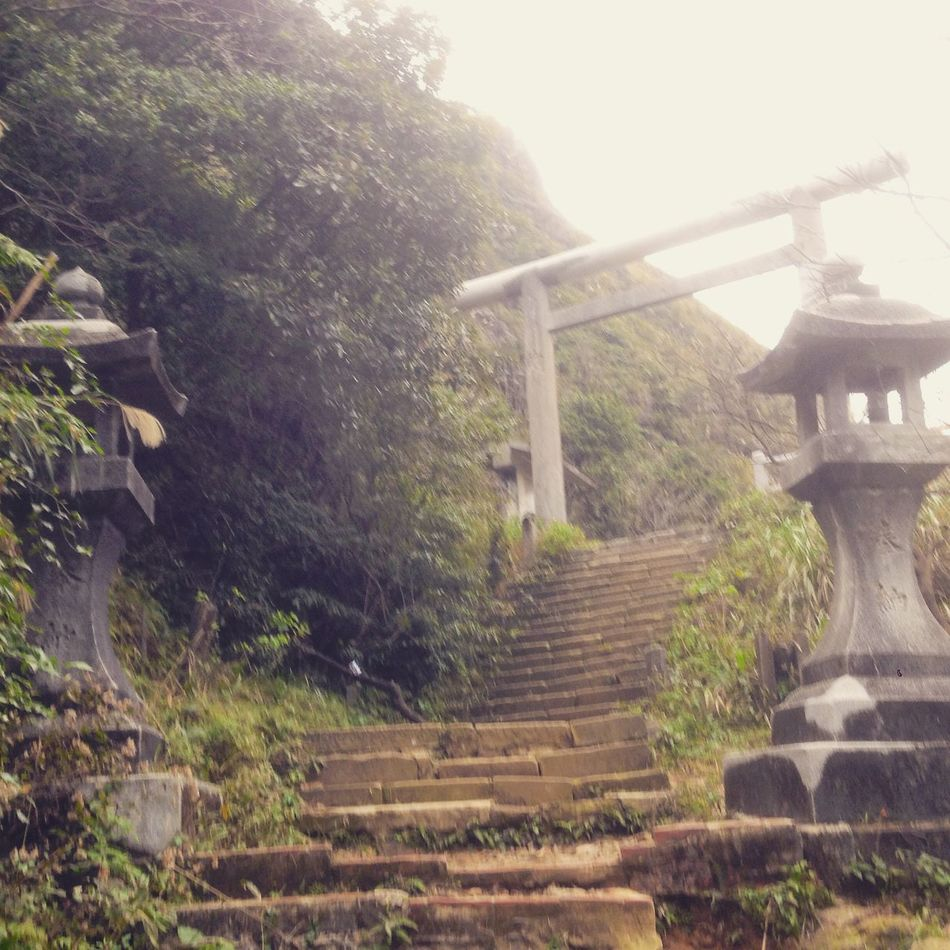Taking Photos Check This Out Temple Gold Hiking Streetphotography Photography Holy Scared 金瓜石