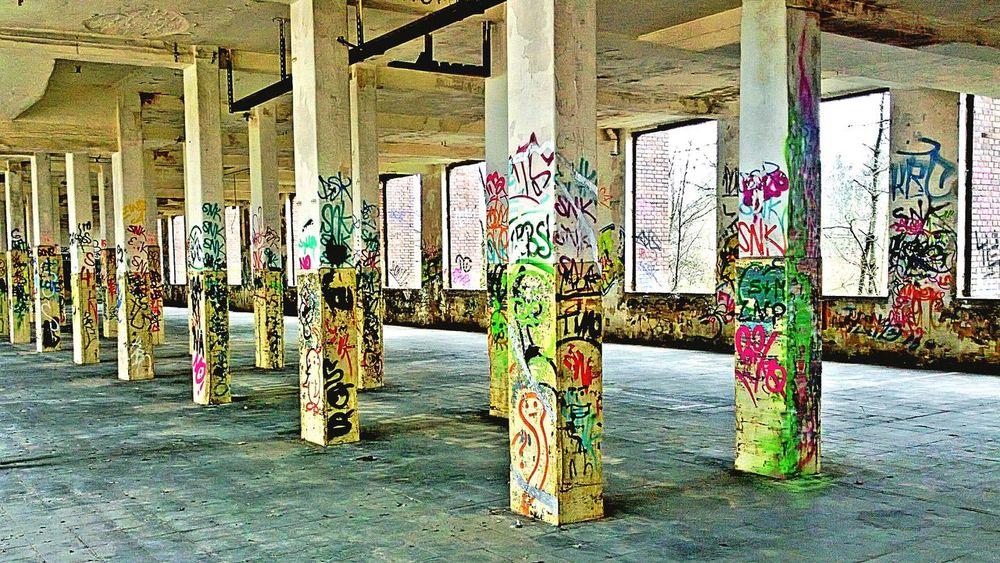 Altes Conti Hannover :) Verlasseneorte Hannover Grafitti Art. Conti Hannover Graffiti My Favoite Place Nostalgic  Special_shots