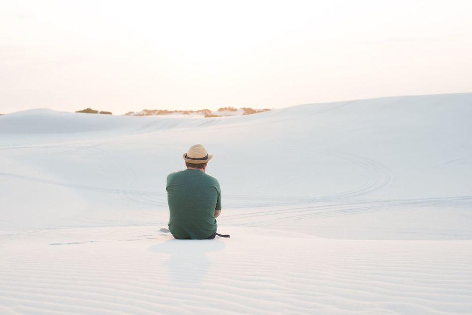 Beautiful stock photos of africa, Clear Sky, Copy Space, Day, Fedora Hat