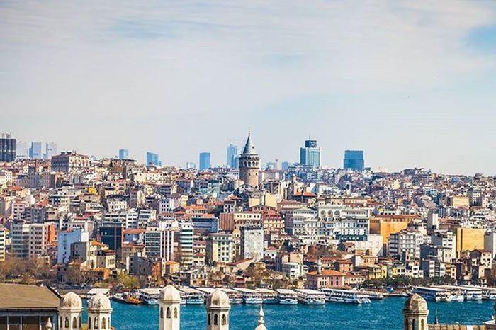 Galatakulesi Suleymaniye Istanbul