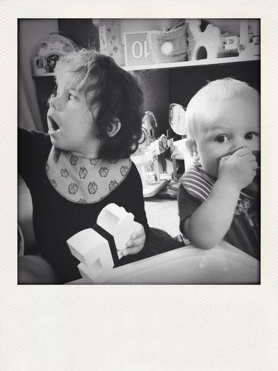 My little darlings ❤️❤️ Family Precious Mydarlings ?