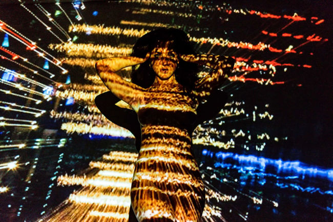 japans lights are everywhere Body Curves  City Lights Colorful Dia Illuminated Lightpainting Night Ultimate Japan