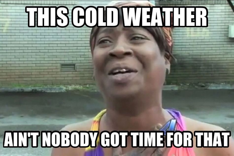 This Cold Weather