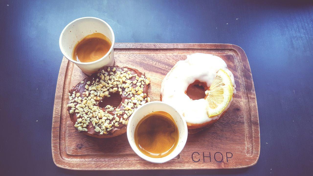 Espresso Cronuts Krust Bestbreakfastever