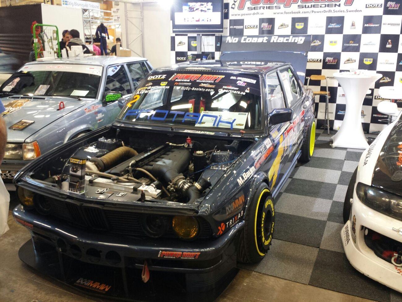 Bmw E28 SWAP Turbo