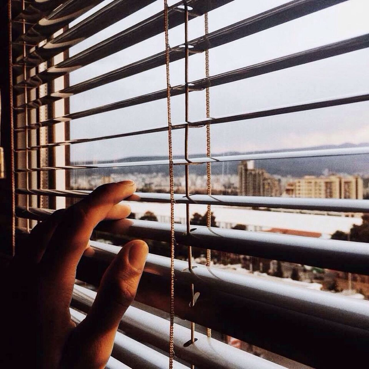 Window Human Hand Sea Water Human Body Part Travel Looking Through Window Day Sky Indoors  Cityscape People One Person Adult Adults Only