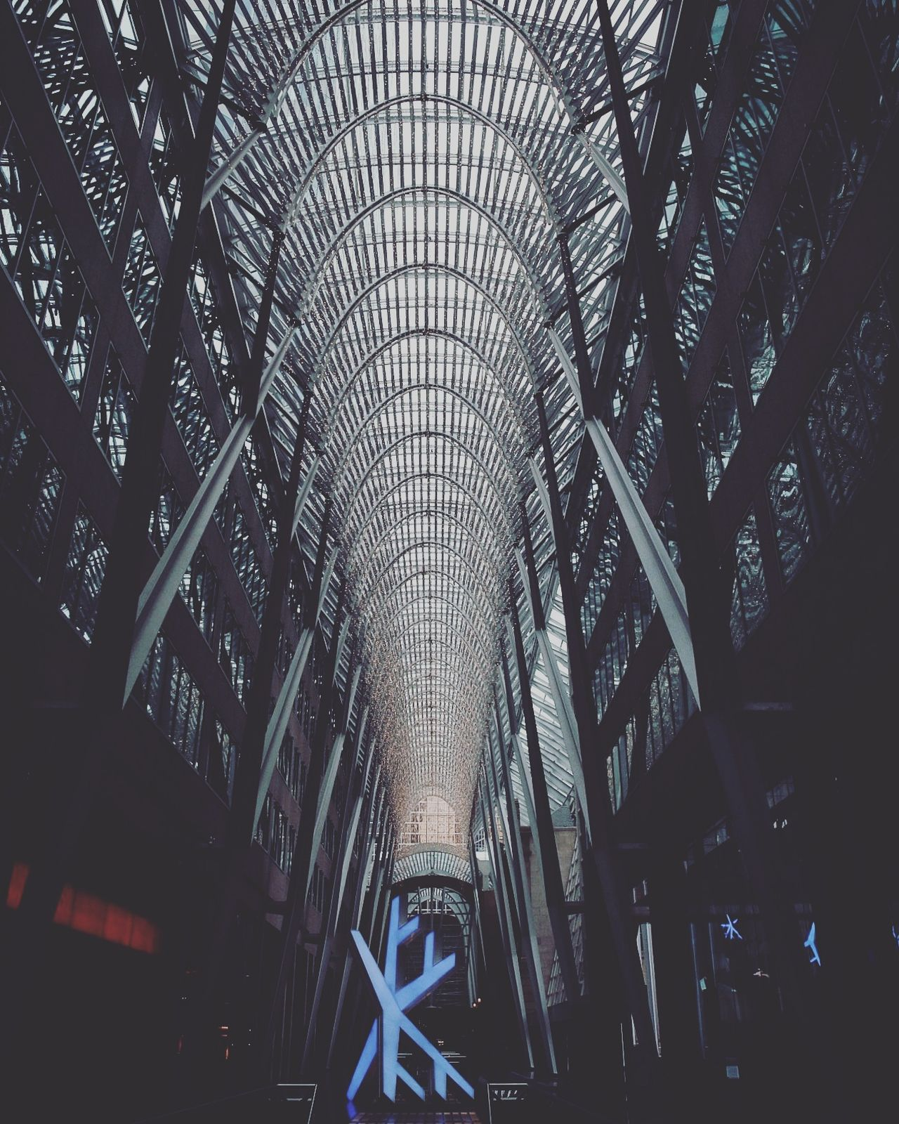 Architecture Low Angle View Indoors  Toronto Canon 70d Canonphotography Wideanglelens