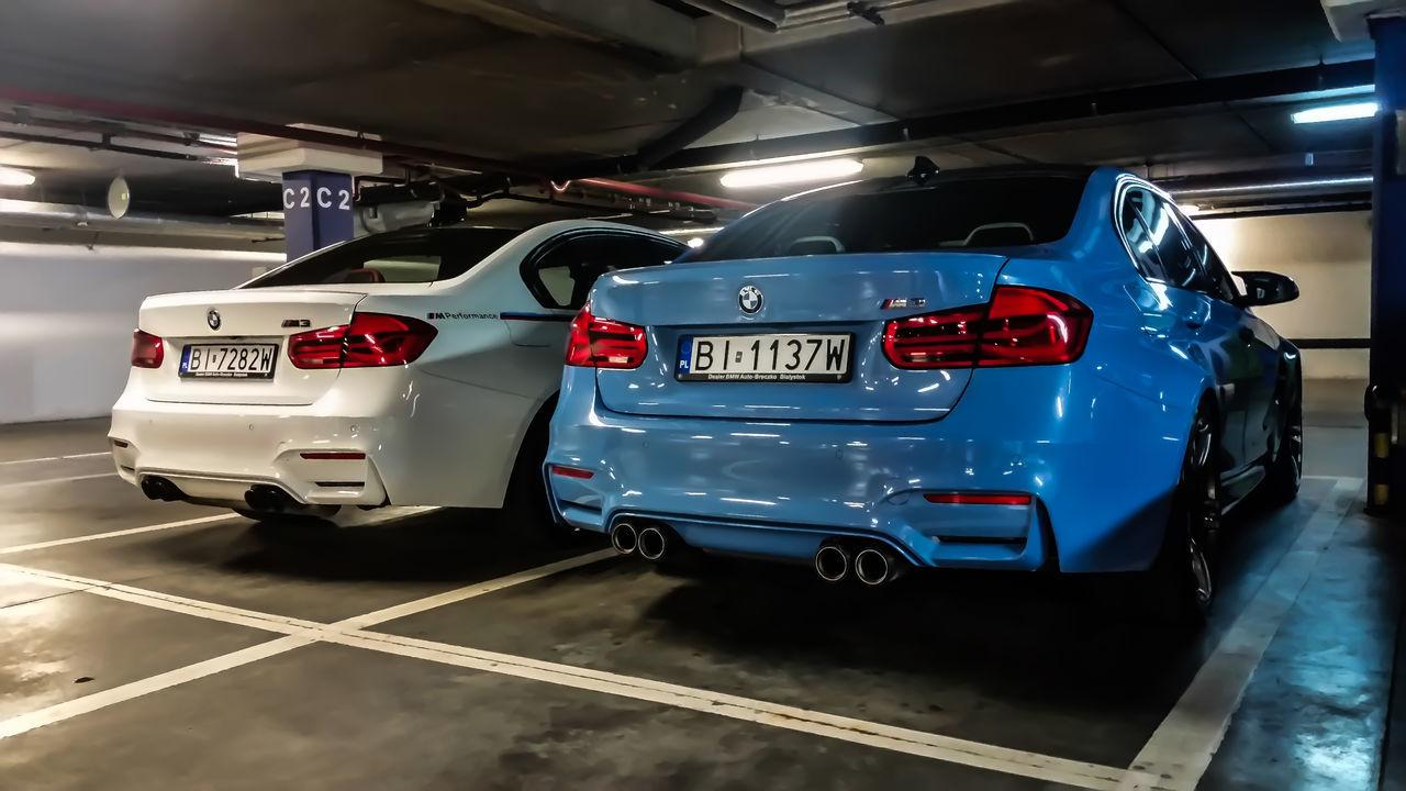 Double Trouble M3 BMW M3 Bmw Car