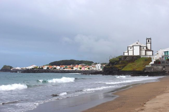 Landscapes With WhiteWall Check This Out Azores Açores Sao Miguel- Azores Hello World Portugal Europe Atlantic Ocean Beach Landscape Brown Sand Beautiful Beautiful Nature Nature Traveling Travel Photography Vacation Holiday Summer