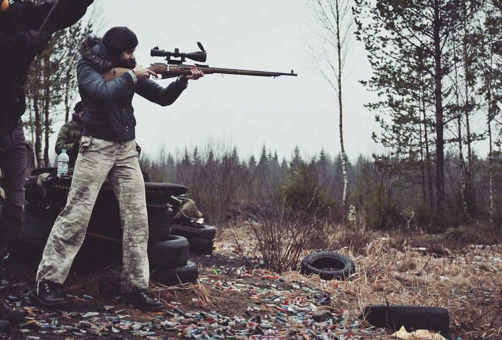 винтовкамосина мосинка шмаляем стрельбы казакироссии Выходные Guns Shooting