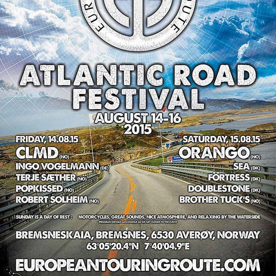 Bremsnes Norway Etr Atlanticroad festival ingovogelmann