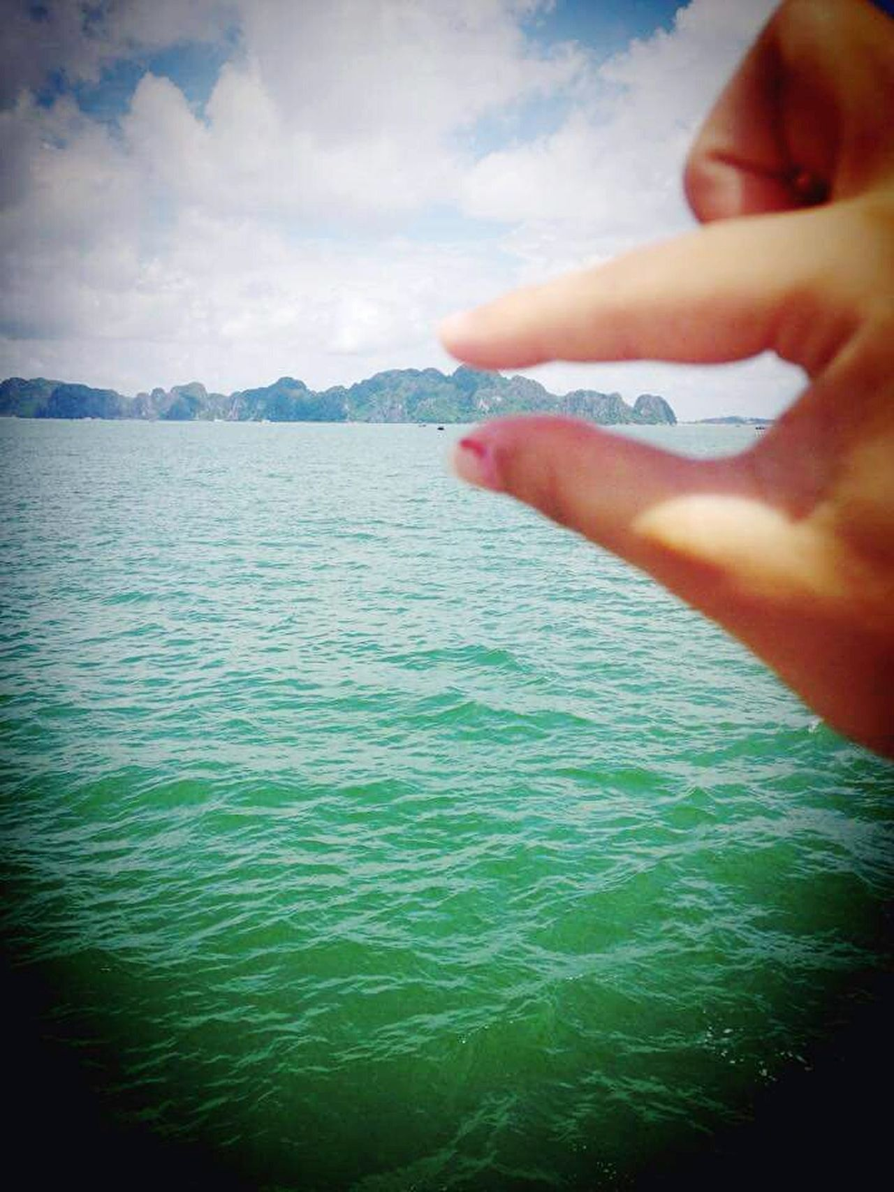 Showing Imperfection Summer Summer2015 Summertime On Board Boat Hand Take It Easy