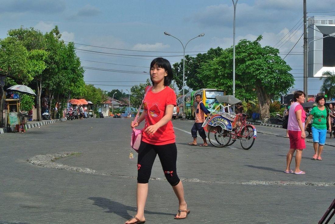 Indonesian Street Photography