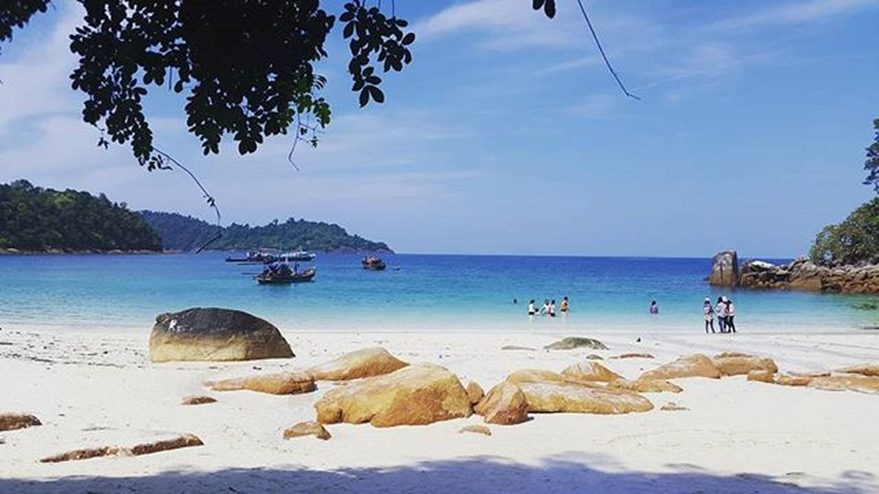 Marcus_island Beach Sand Mergui Tanintharyi Burma Myanmar