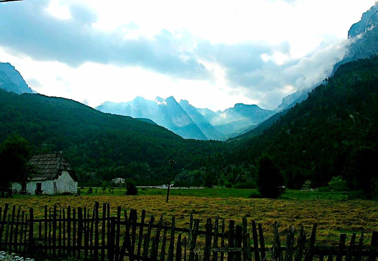 Original Experiences Feel The Journey Albania Mountains Valbone Valbone Albania