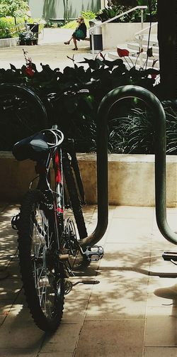 Creative Light And Shadow Urbanphotography Eye4photography  Open Edit From Where I Stand Bicycle Composition Waiting ... Urban Lifestyle Cicling Unites