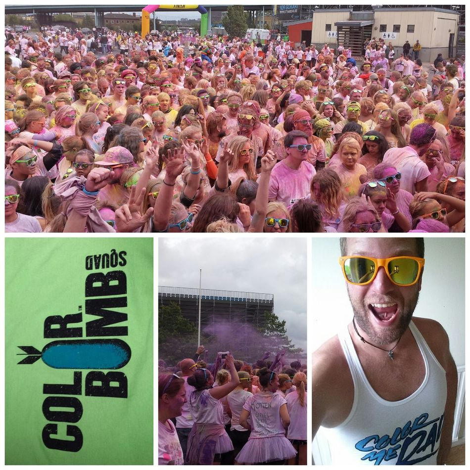 Had a great time at Colormerad