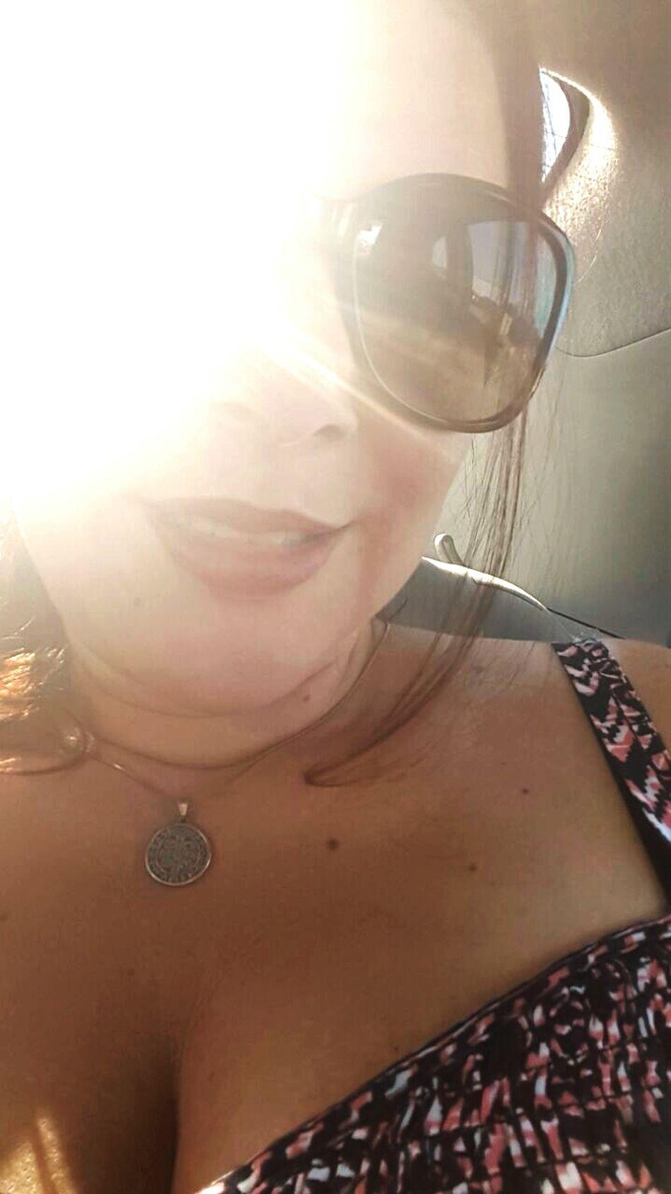 Sun Enjoying Life That's Me Hello World