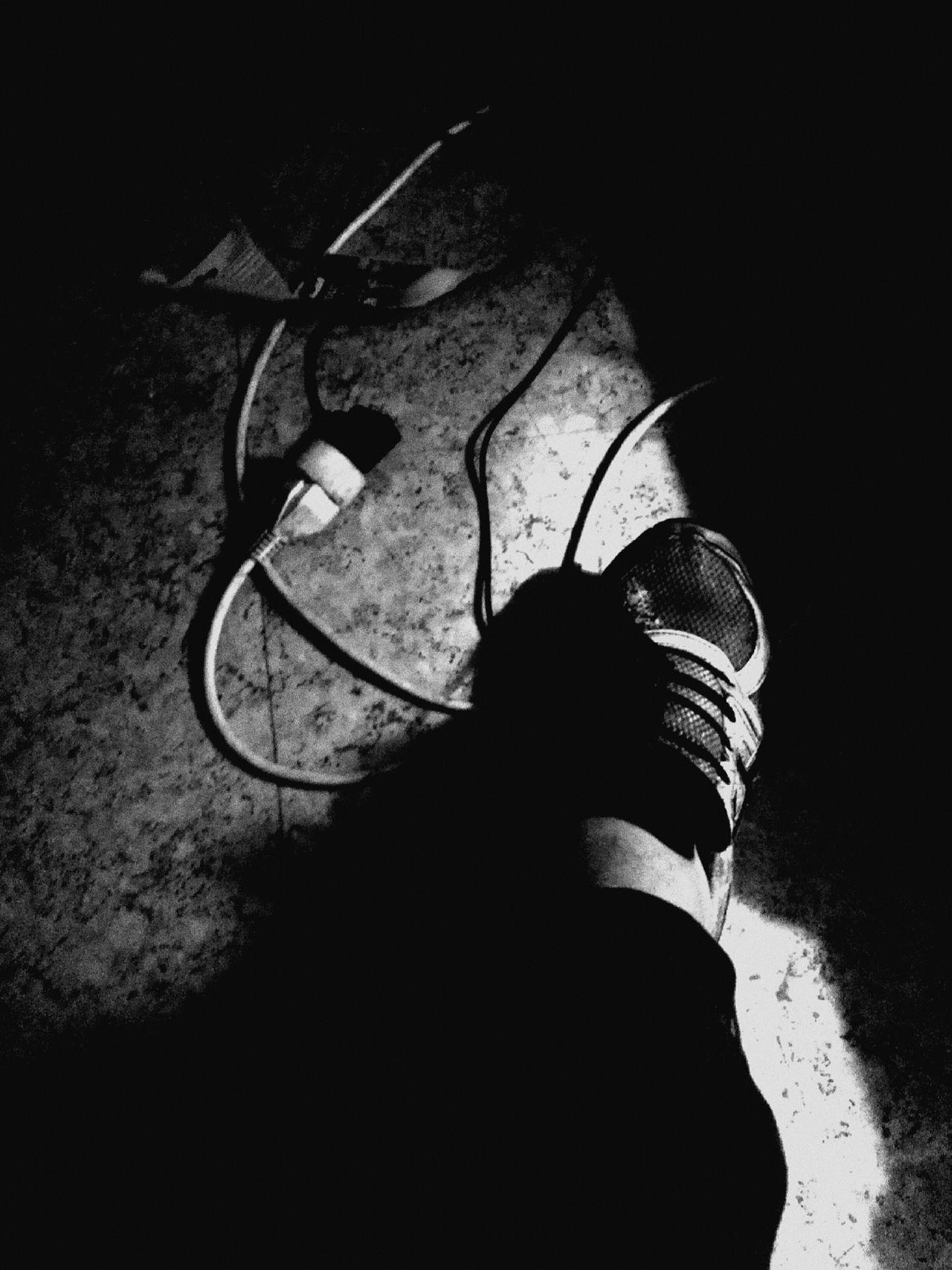 Street Shoe Grunge
