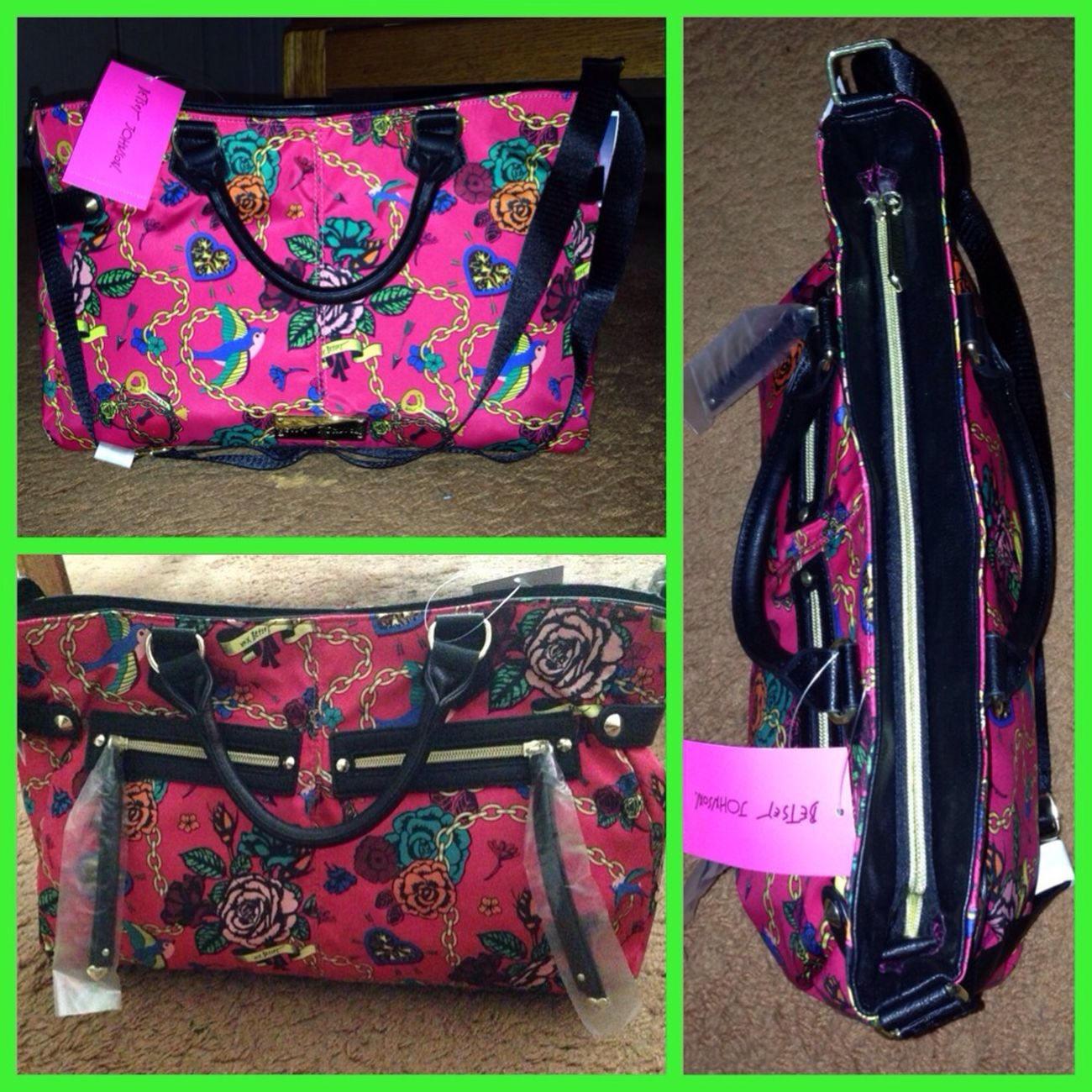 New Spring Purse Betsey Johnson