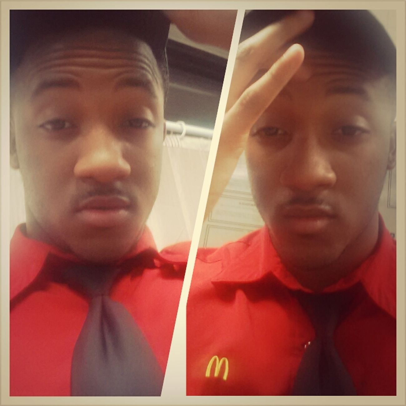 On Break Maneee Big Chilling