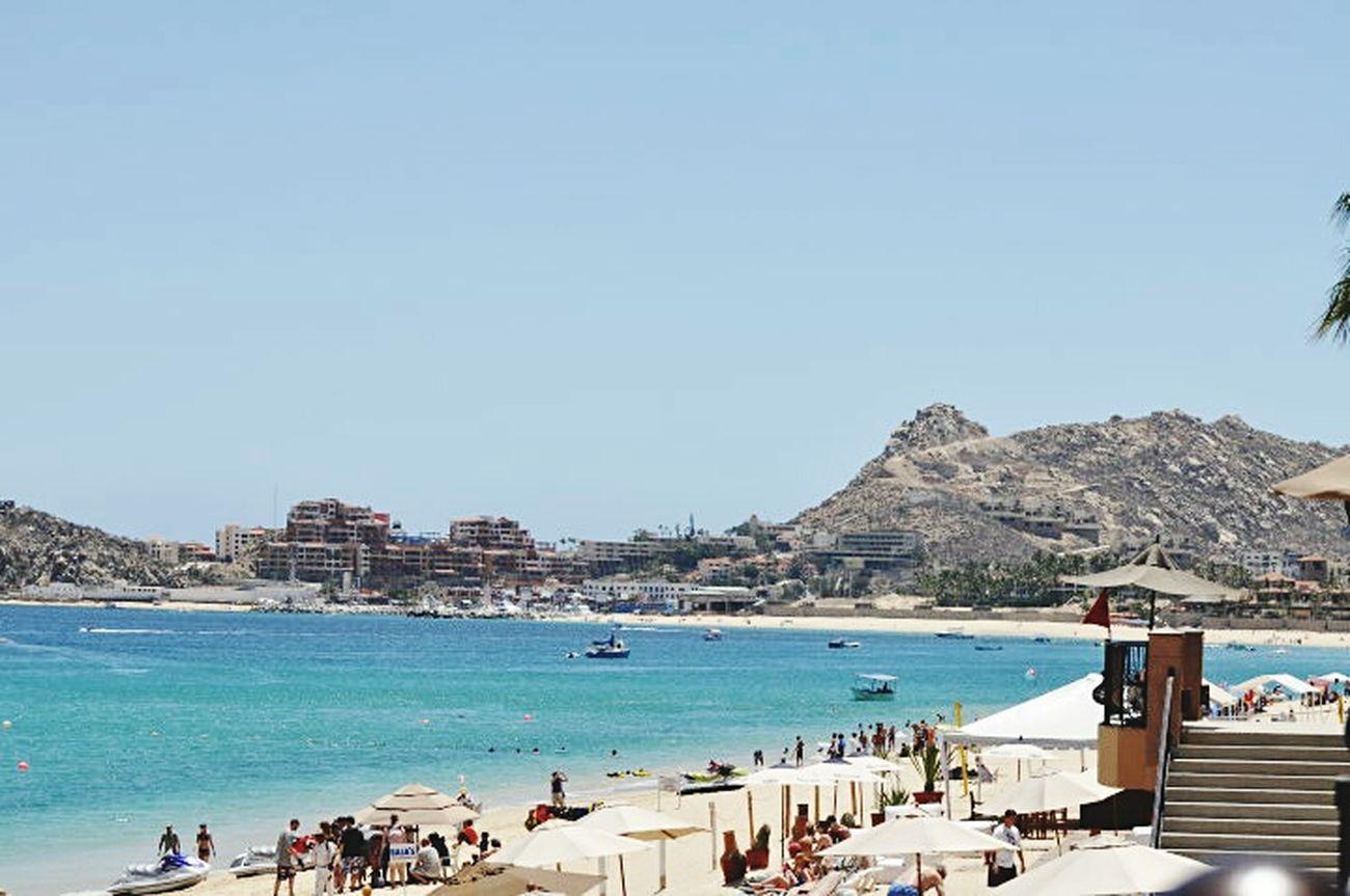 Mobilephotography Scenery💋 Beach Tropical Cabo San Lucas Flora Fauna Travel Traveling Sky Summer ☀