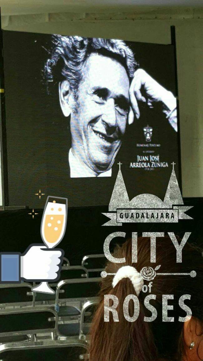 Homenaje a Juan José Arreola
