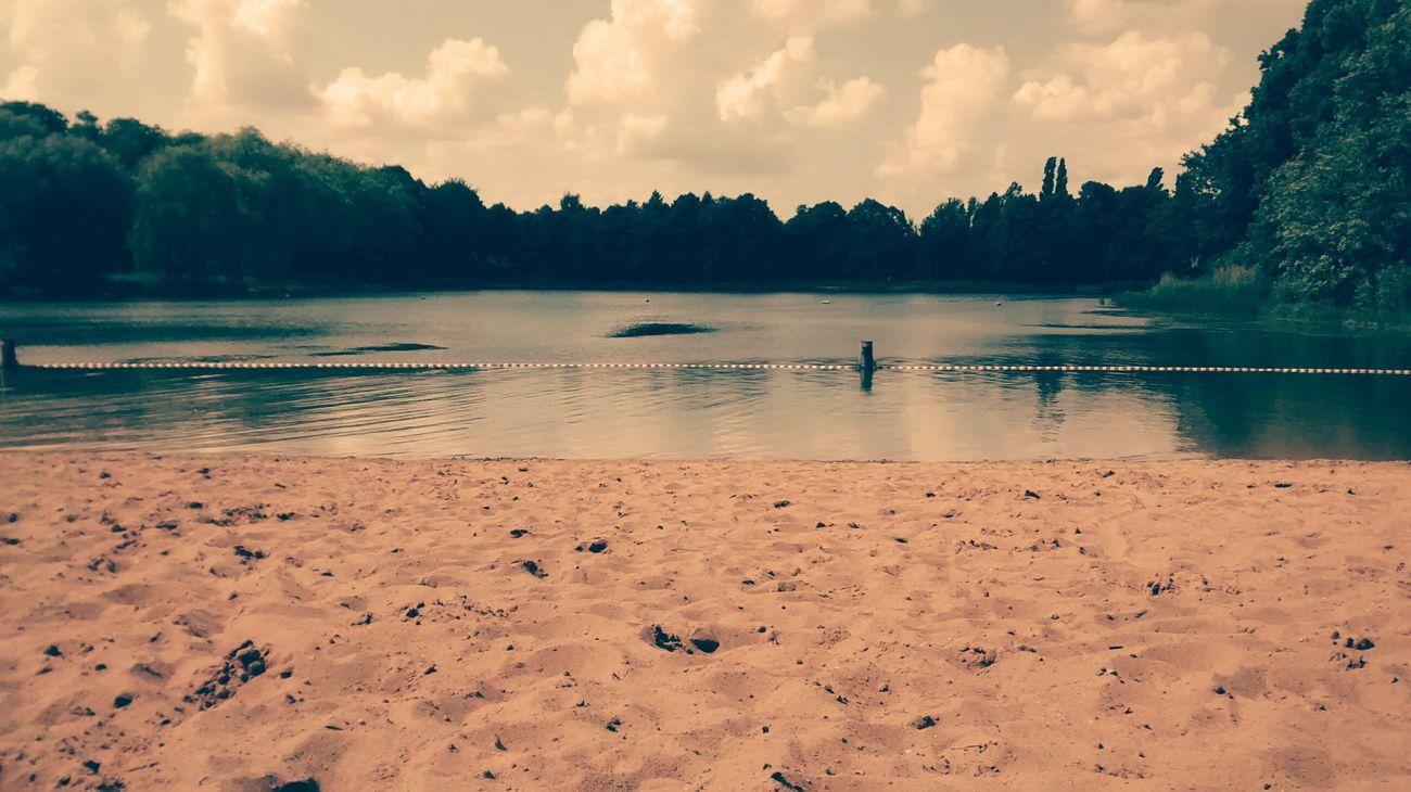 Freie Zeit. Berlin Sun Nature