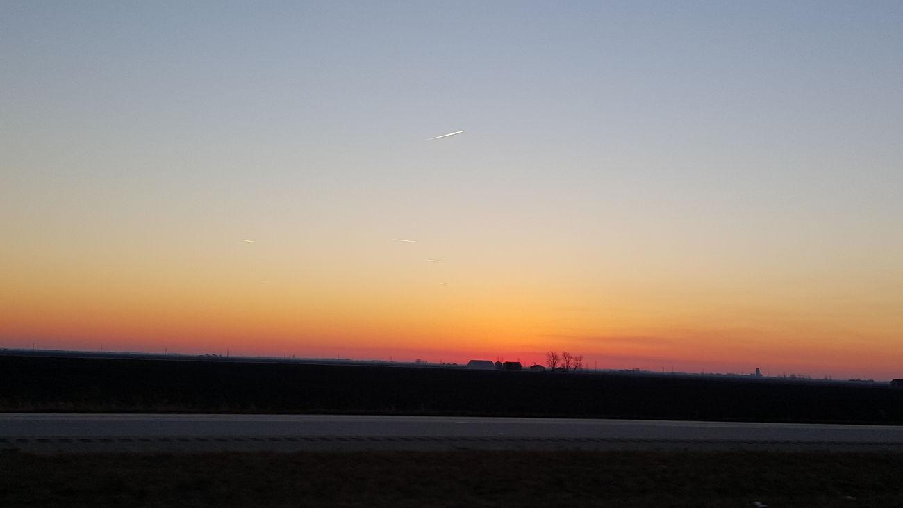 Central Illinois sunrise Illinois Sunrise