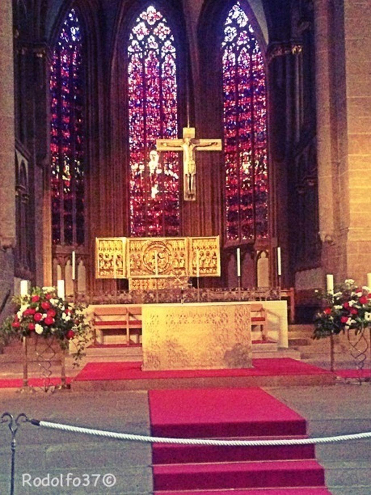 Church Ein Schöner Ausflug