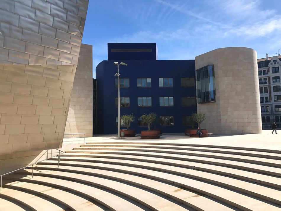 Bilbao Bilbaolovers Building Exterior Architecture Sunlight Outdoors February 2017