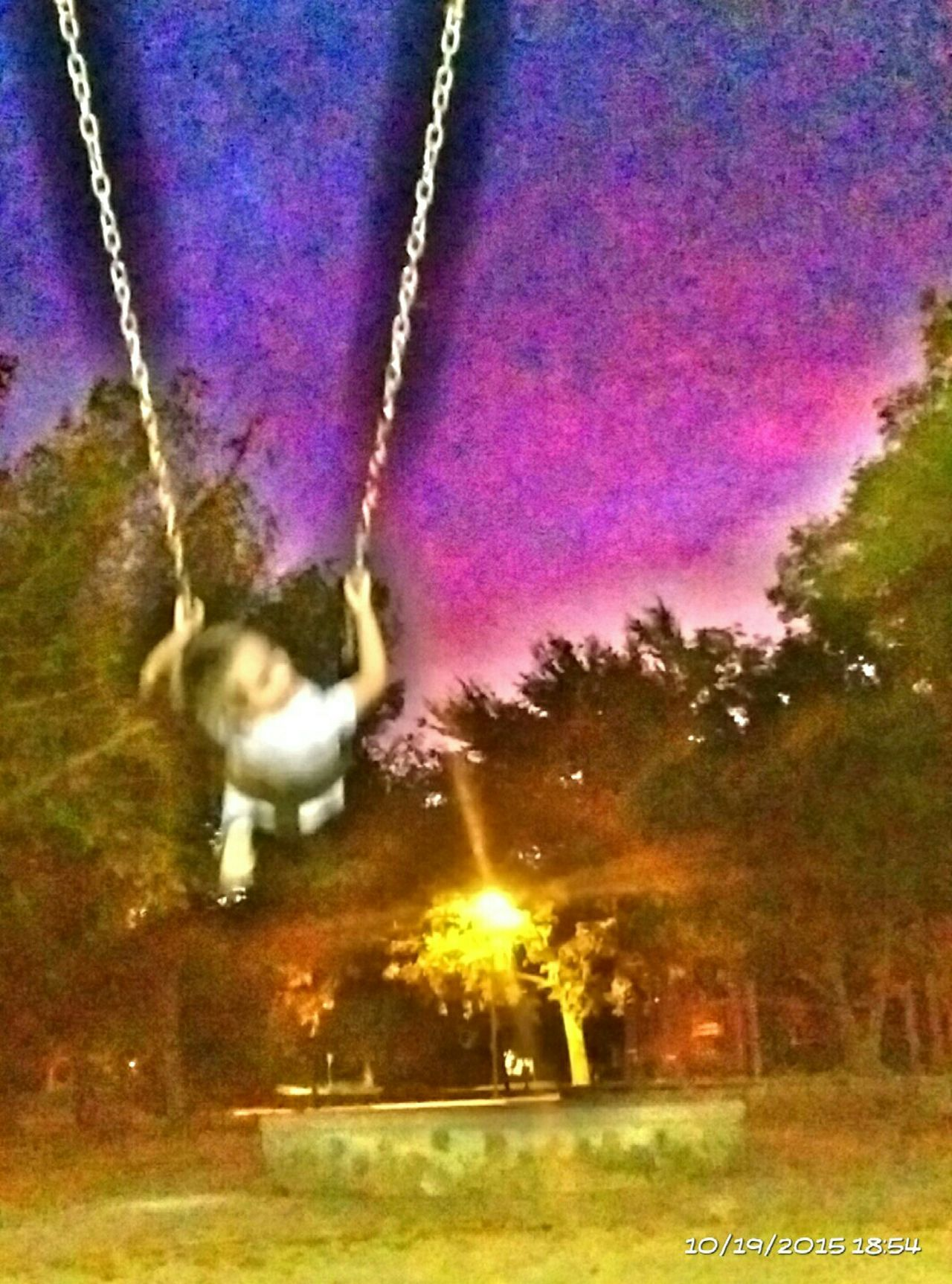 Glitch EyeEm Evening Sky Night Photography Beautyeverywhere ParkComesAliveAtNight TakeADeepLook