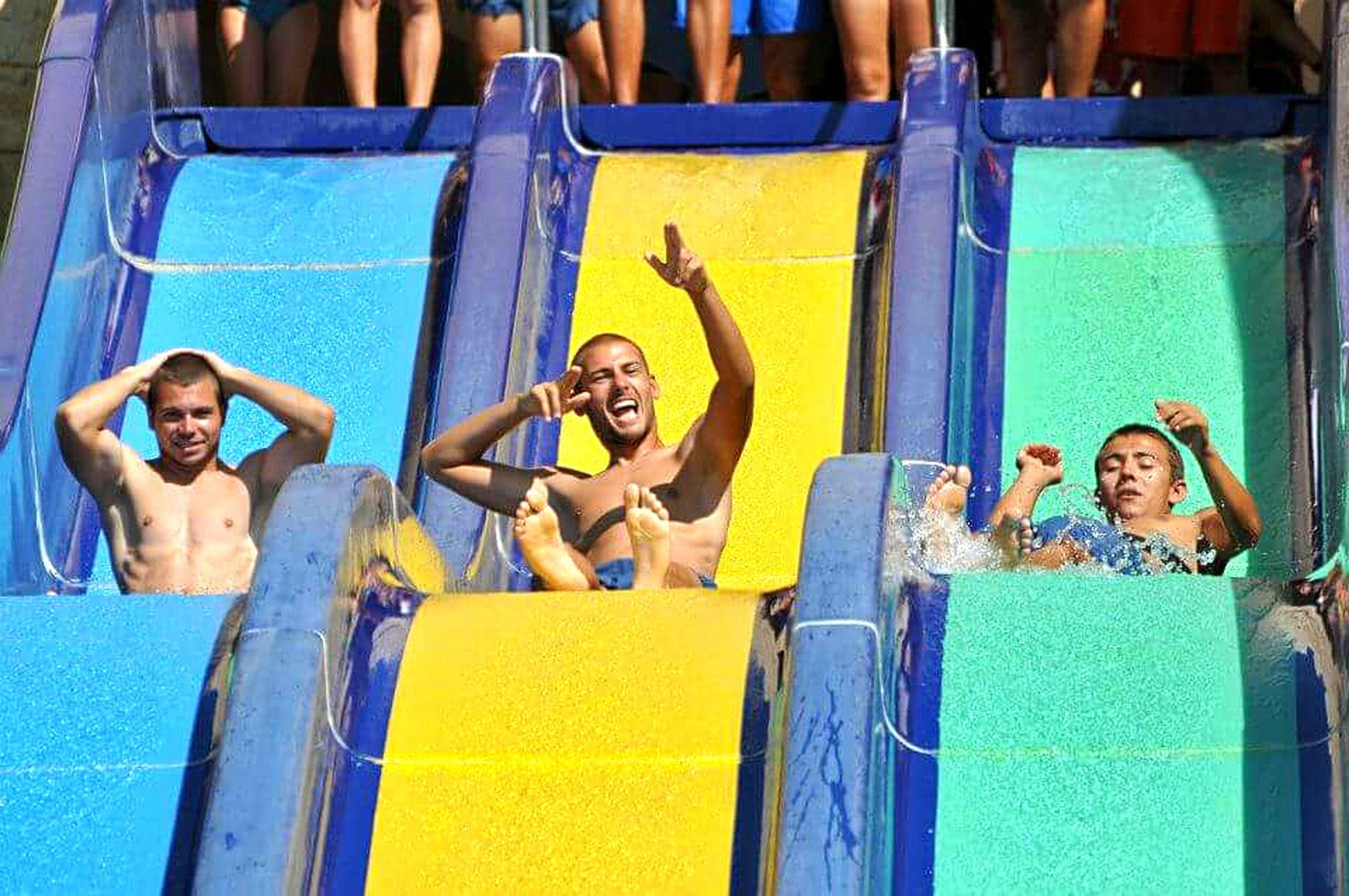 Fun Summer2016 Slalom Slide Water Colors Sunyday🌞 BoysBoysBoys Bulgaria <3 Nessebar Nikon
