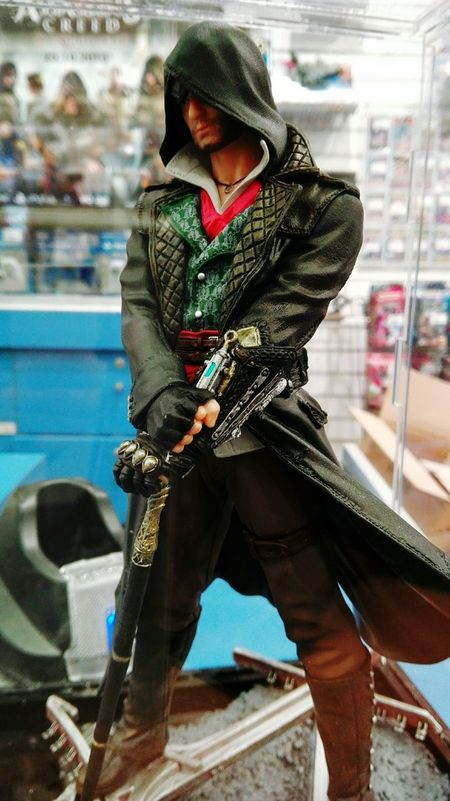 ASSASSIN.... Assassins Creed Assassinscreed Assassin Playing Video Games Video Game  Characters In Video Games What Video Game Are You Playing? Action Figures Check This Out Summer2015