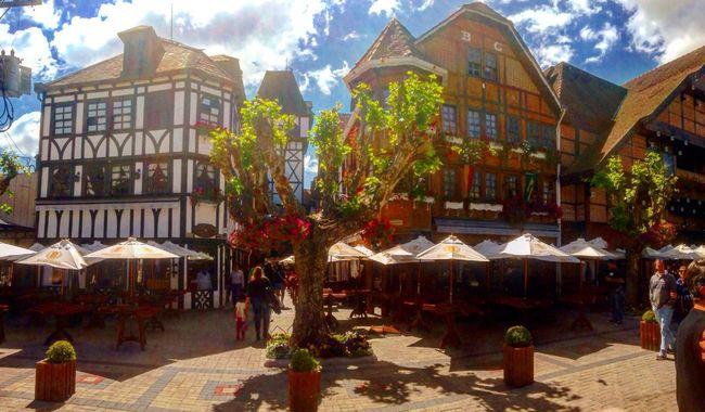 Architecture City Life Camposdojordao Day Beautiful Day German Flag Brazilian Flag Traveler Braziliangirl First Eyeem Photo