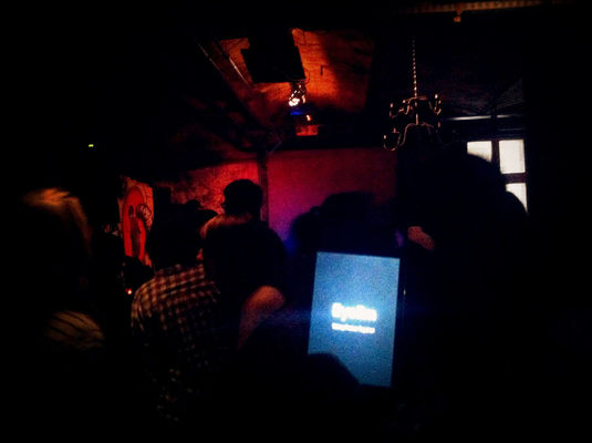 Lunch Beat at WAREHOUSE @ ZMF by Severin