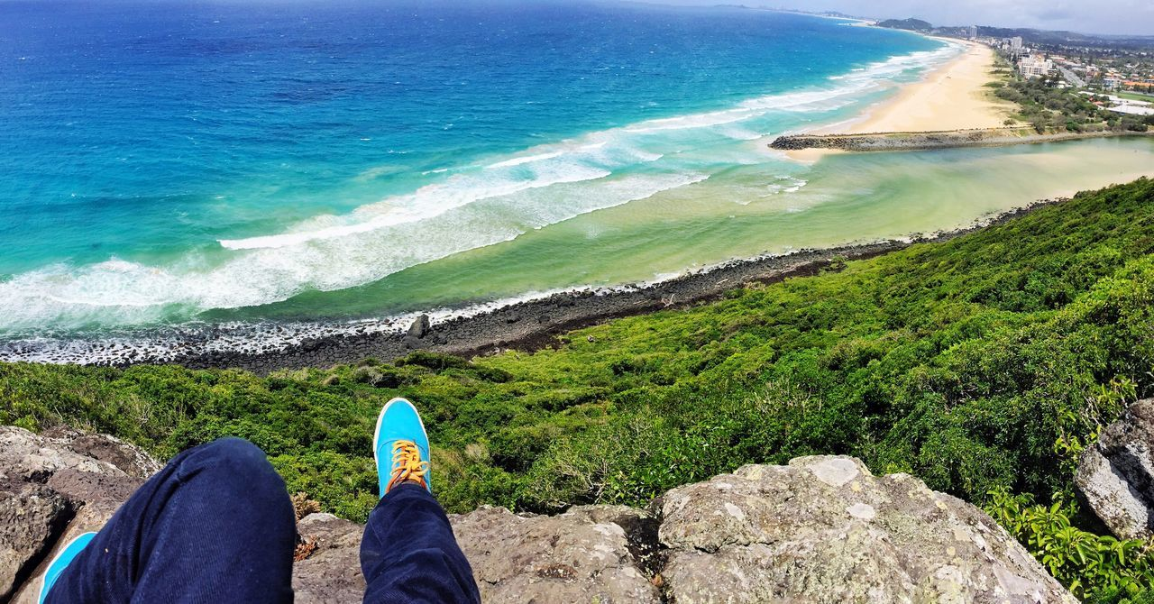 Discoverqueensland Gold Coast Australia Beach