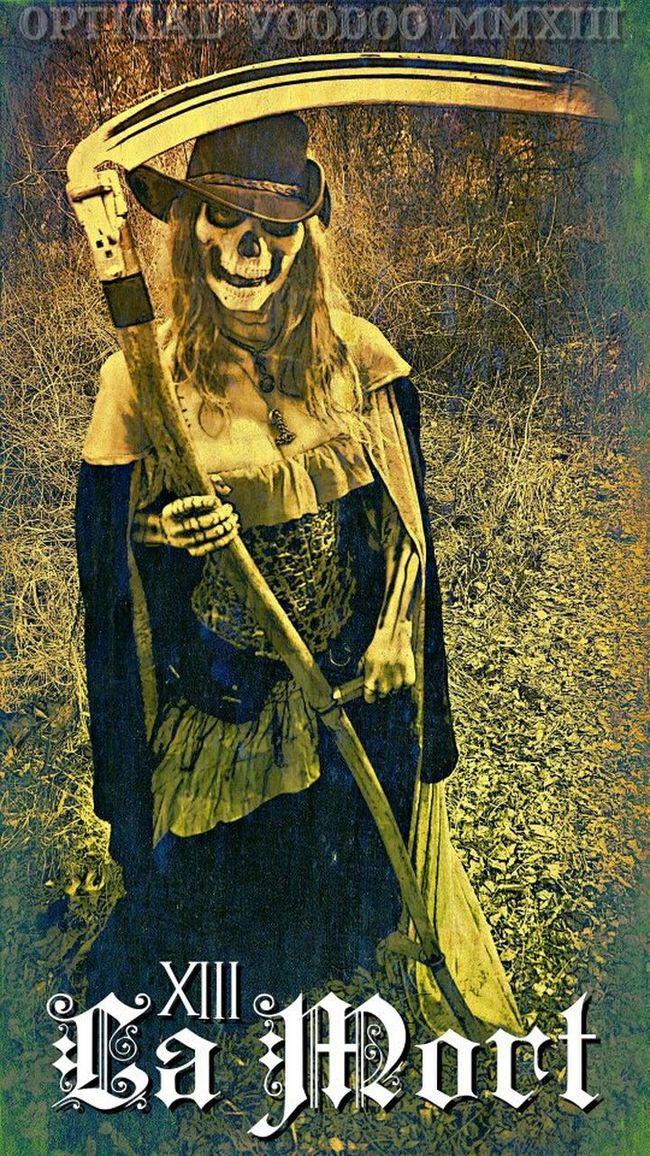 Death Optical Voodoo