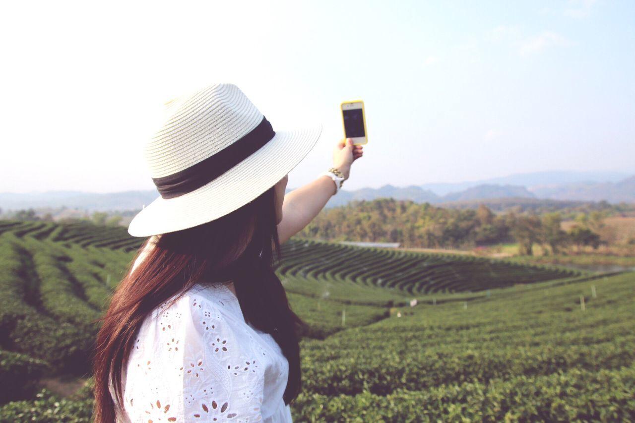 Chiang Rai, Thailand Tea TeaCup Chouifongtea Selfie ✌ Girl Girl Selfie Woman Woman Selfportrait
