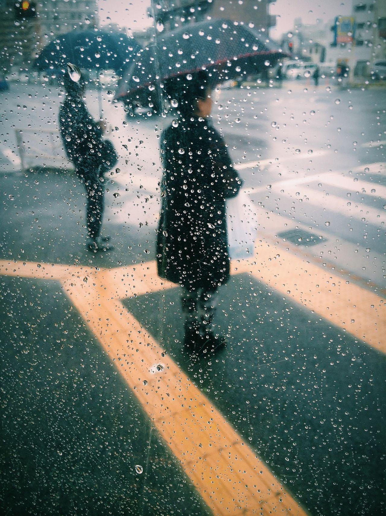 Rainy Days Street Photography